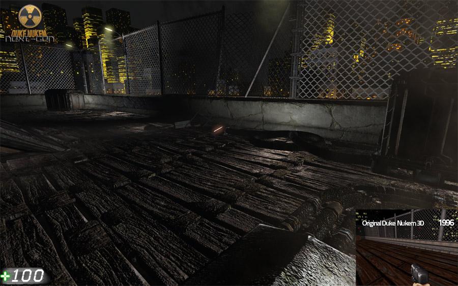 Duke Nukem 3D Reloaded se zdrží 20656