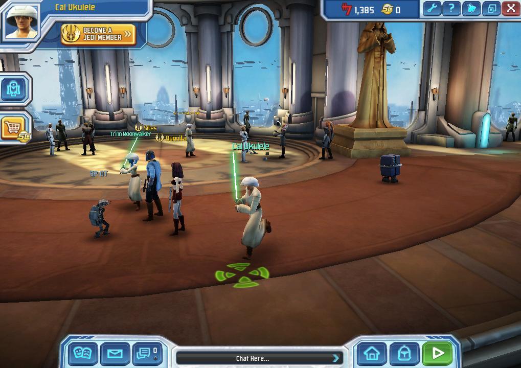 Star Wars: The Clone Wars Adventures – kudla do zad všech fanoušků 20663