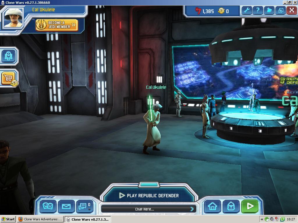 Star Wars: The Clone Wars Adventures – kudla do zad všech fanoušků 20664