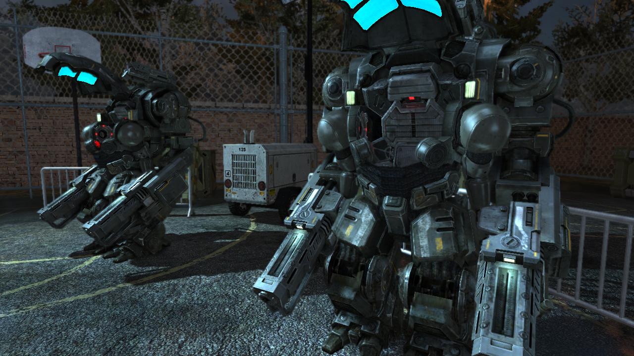 Bytelné stroje ve F.E.A.R. 3 20669