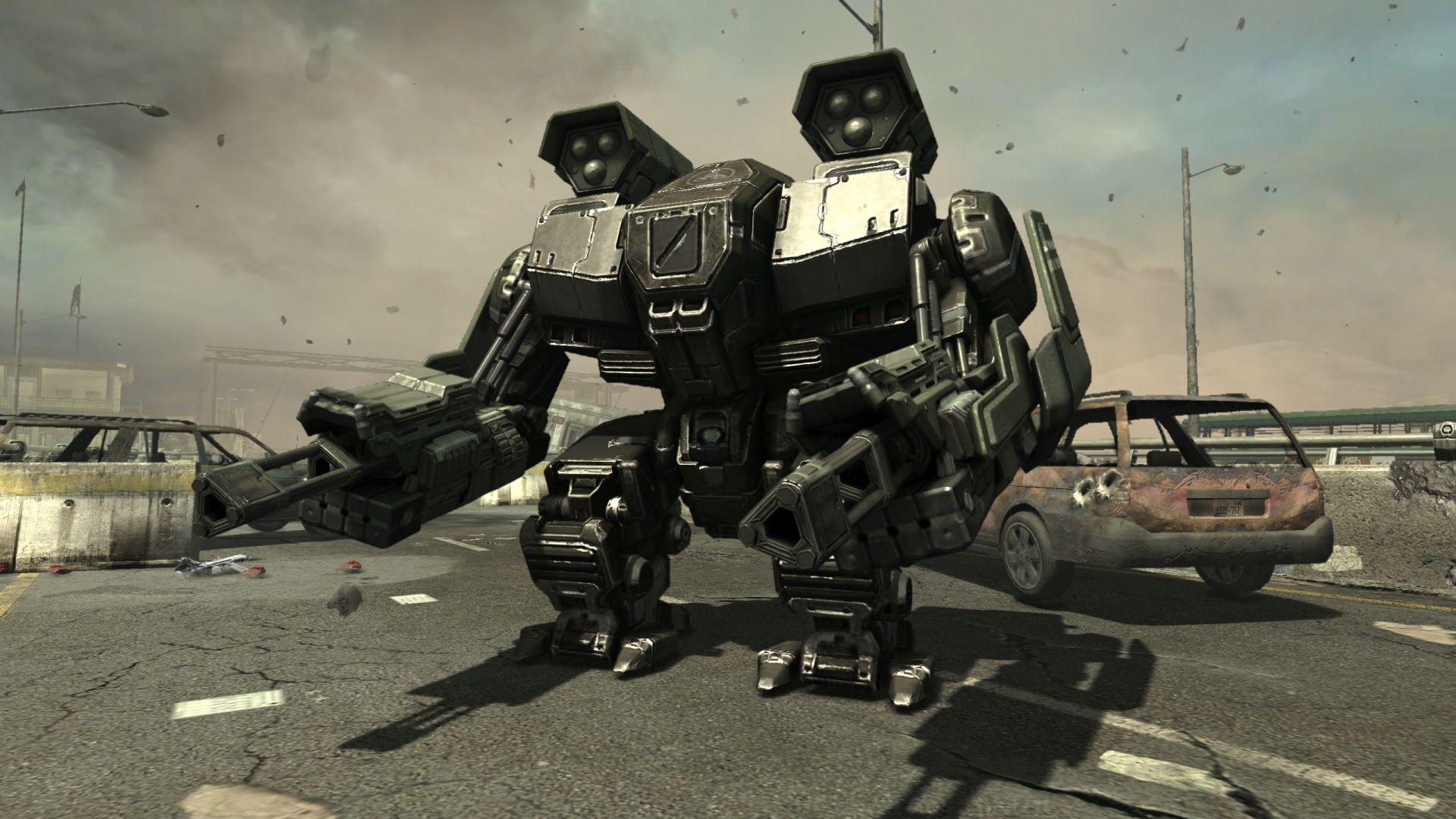 Bytelné stroje ve F.E.A.R. 3 20672
