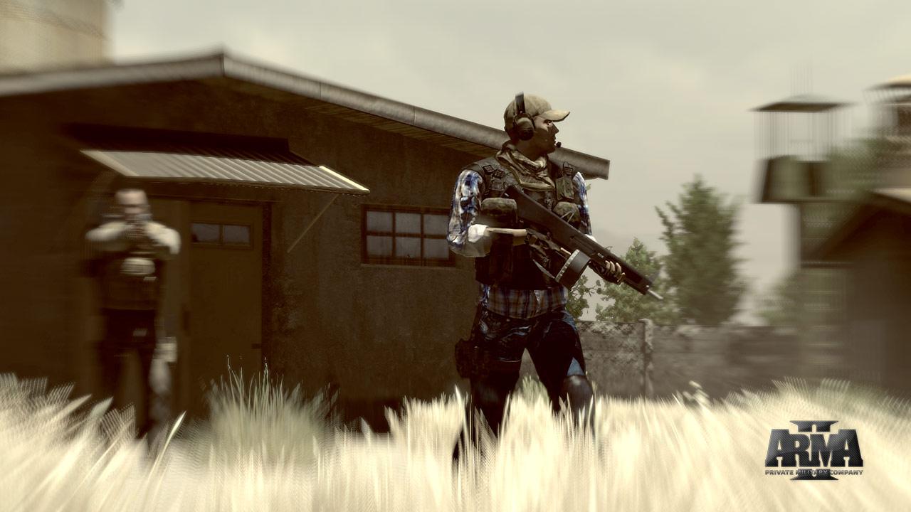 Bohemia Interactive: Studio, které zlepšilo herní průmysl - Kapitola šestá - Arma 2 se rozšiřuje 20681