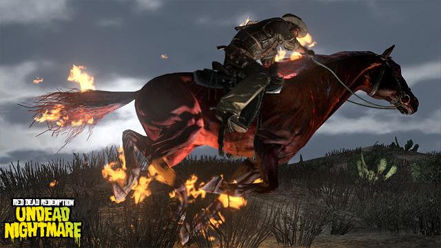 RDR: Undead Nightmare a Čtyři koně Apokalypsy 20696