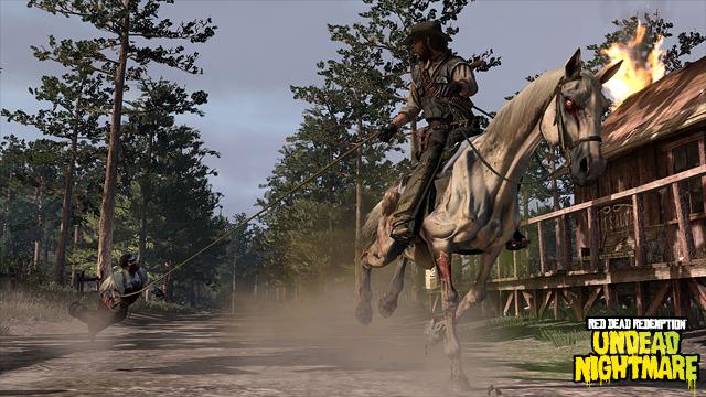 RDR: Undead Nightmare a Čtyři koně Apokalypsy 20697