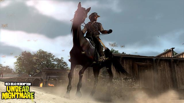 RDR: Undead Nightmare a Čtyři koně Apokalypsy 20698