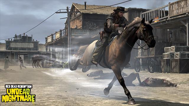 RDR: Undead Nightmare a Čtyři koně Apokalypsy 20699