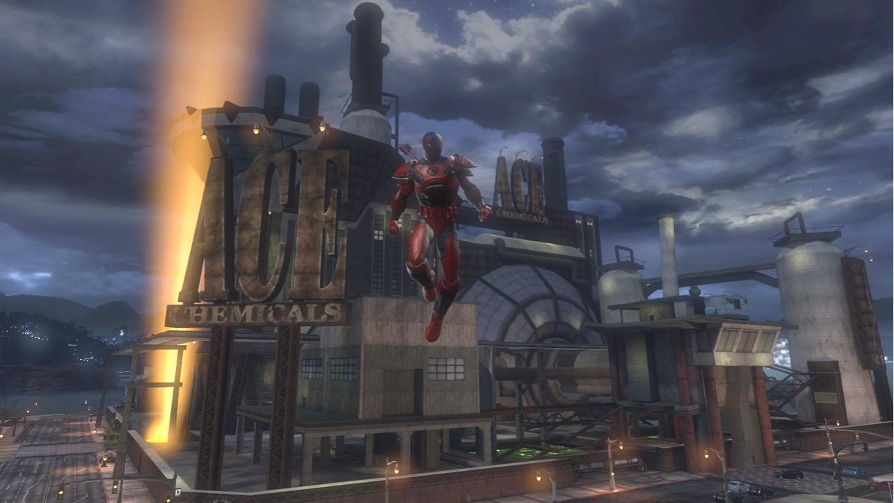 Čerstvé pohlednice z DC Universe Online 20704