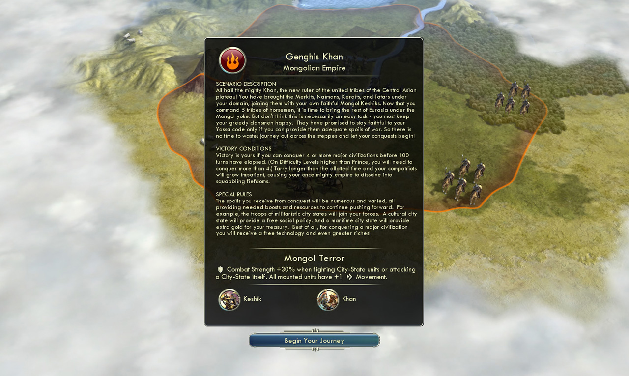 Dva stahovatelné balíčky míří do Civilization 5 20890