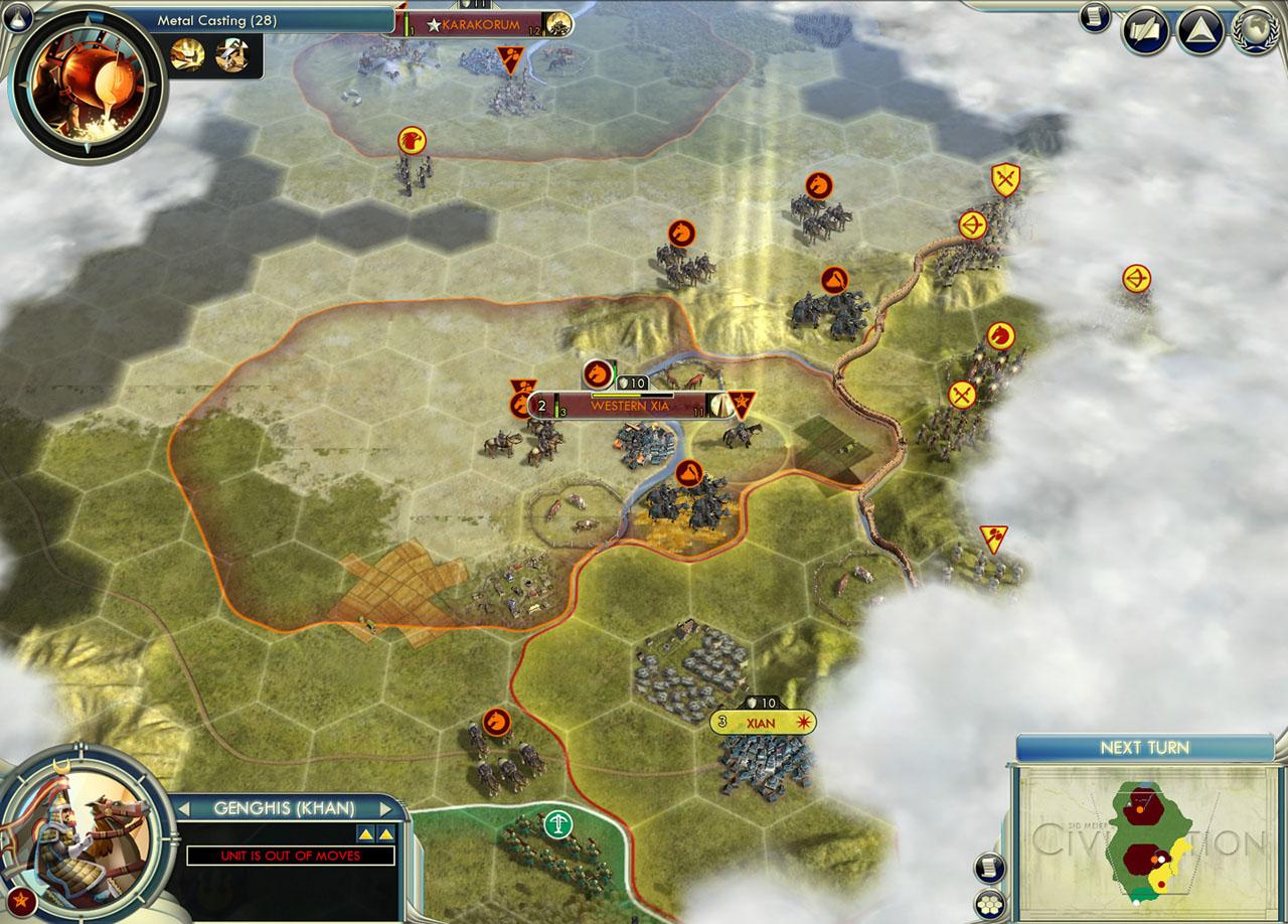 Dva stahovatelné balíčky míří do Civilization 5 20892