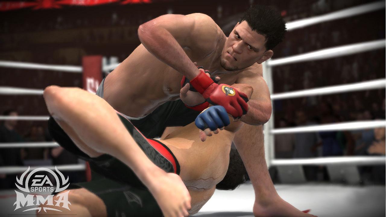 Bojovka MMA startuje + trailer a galerie 20917
