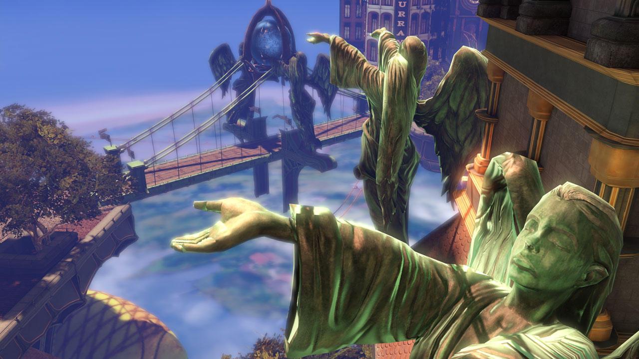 BioShock Infinite v čerstvé galerii 21125