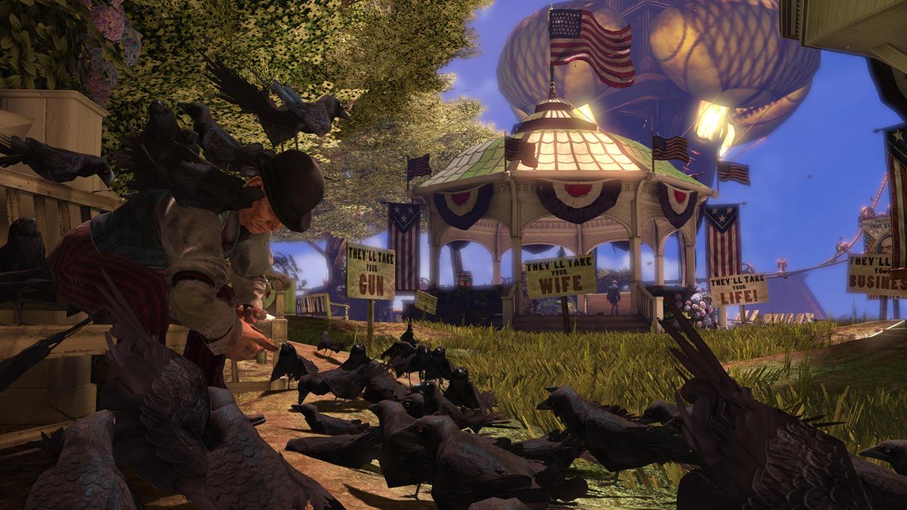 BioShock Infinite v čerstvé galerii 21128