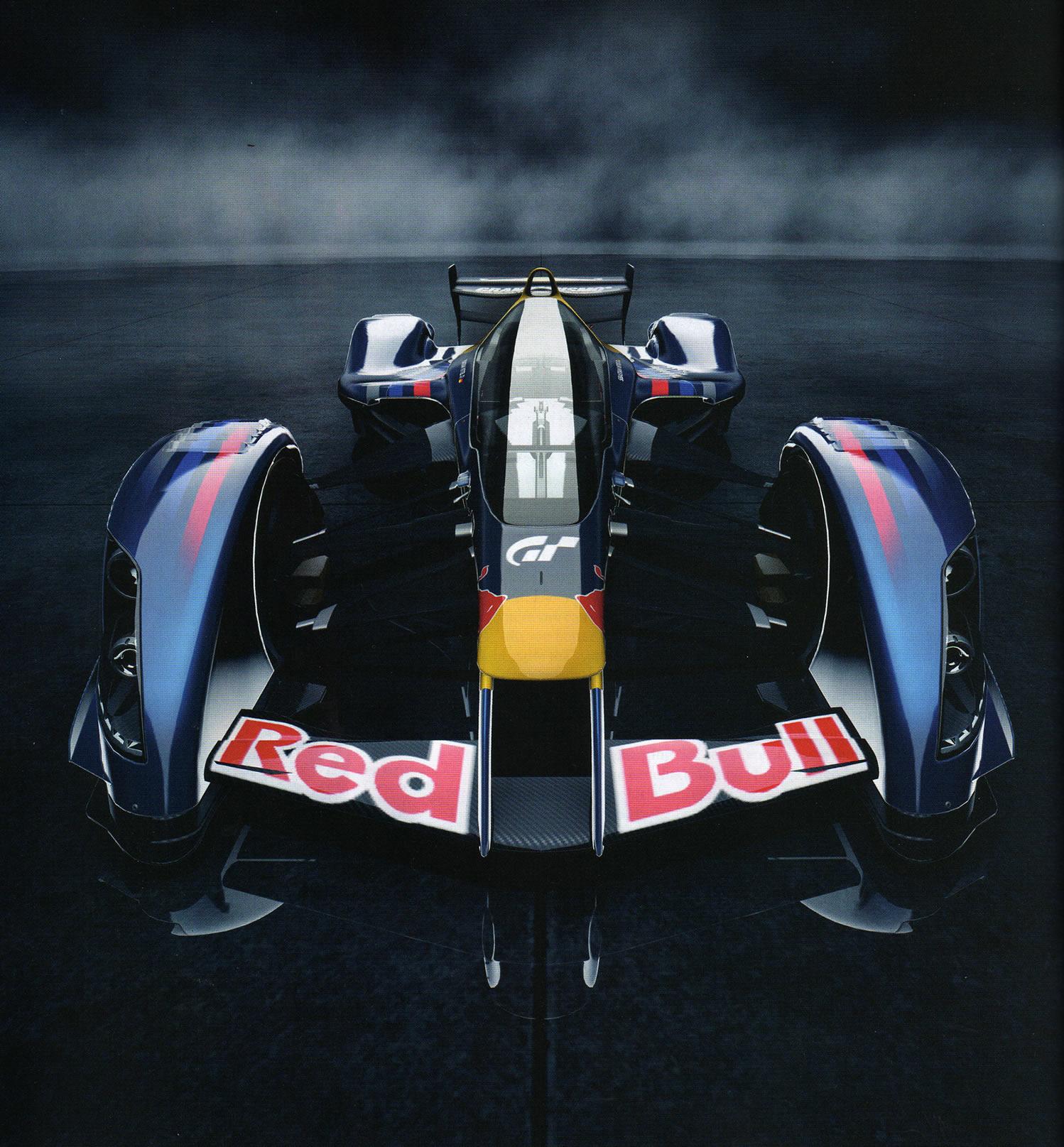 Fiktivní Red Bull X1 v Gran Turismo 5 21255
