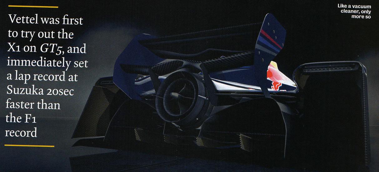 Fiktivní Red Bull X1 v Gran Turismo 5 21256