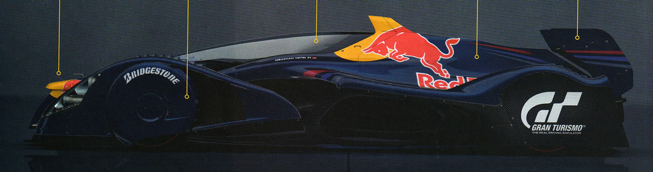 Fiktivní Red Bull X1 v Gran Turismo 5 21257