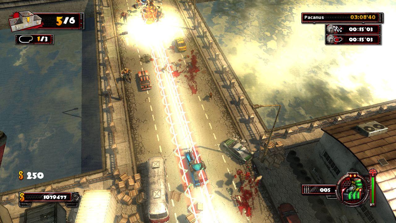 Druhá bezplatná expanze do Zombie Driver 21416