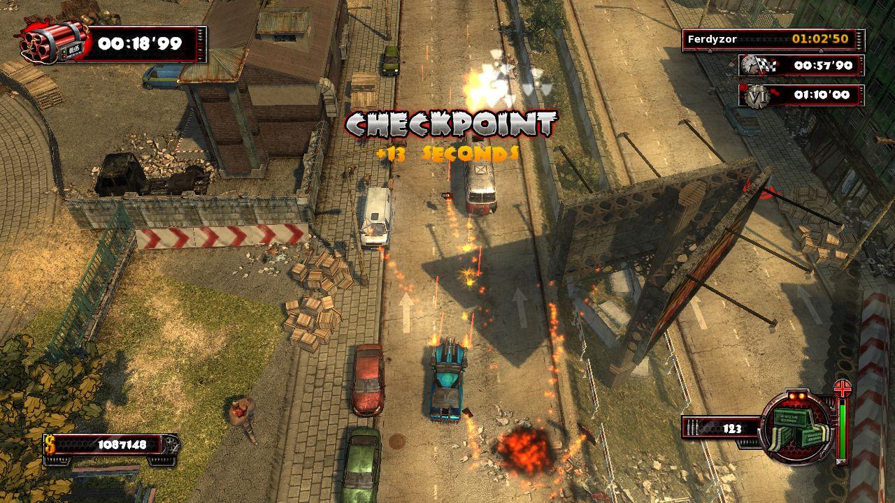 Druhá bezplatná expanze do Zombie Driver 21417