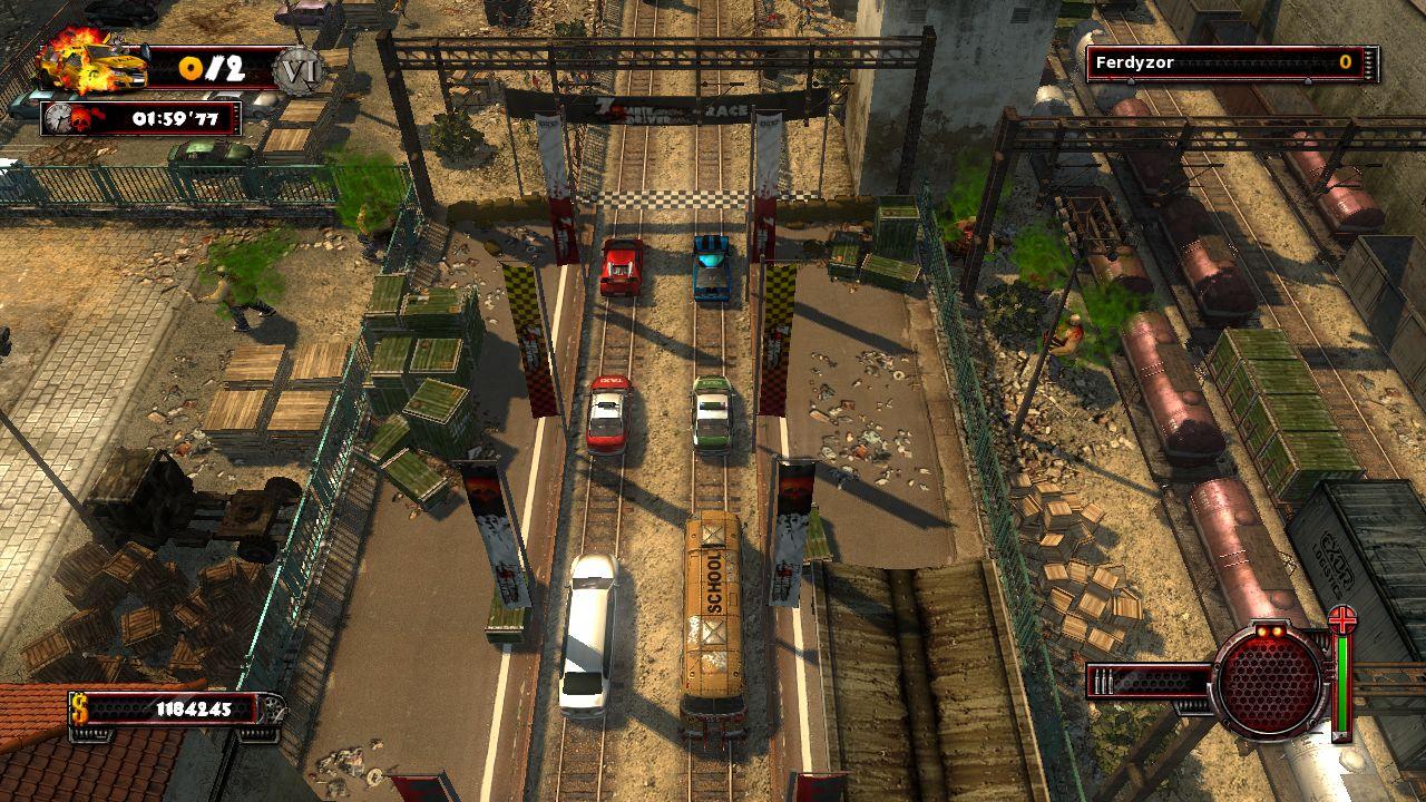 Druhá bezplatná expanze do Zombie Driver 21419