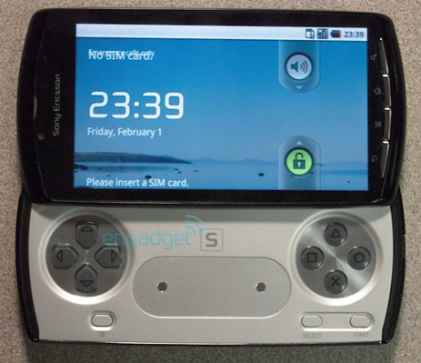 PSP telefon na premiérové fotografii 21478