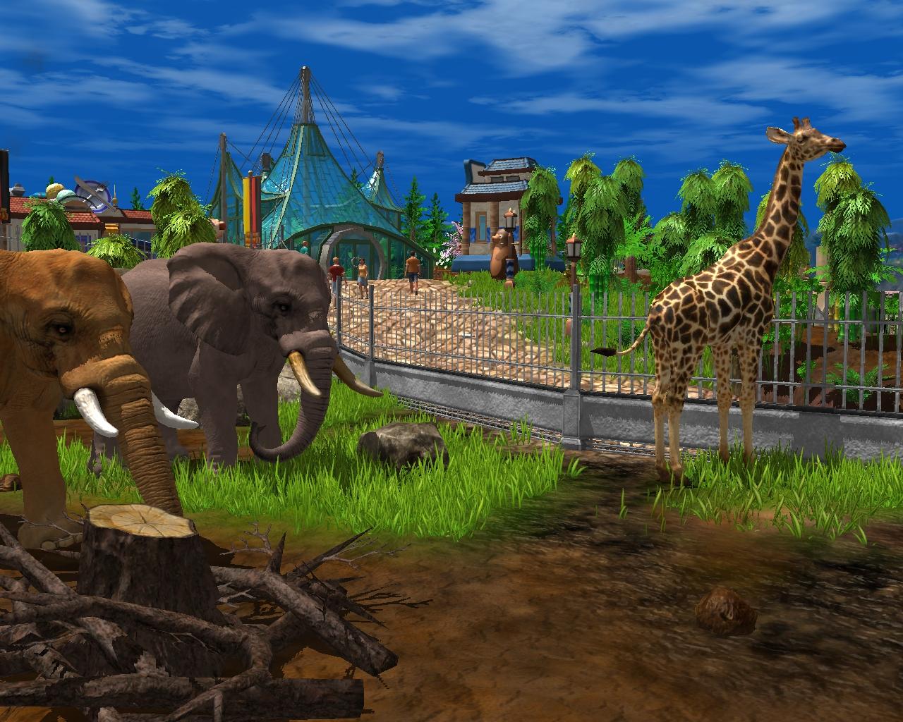 Wildlife Park 3 na začátku roku 2011 21786