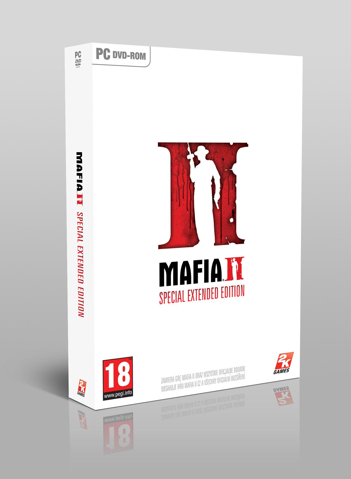 Brzy vyjde speciální edice Mafie II s původní hrou a všemi DLC 22304