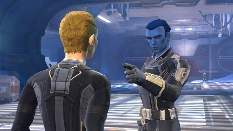 Imperial Agent, další třída ve SW: Old Republic 22427