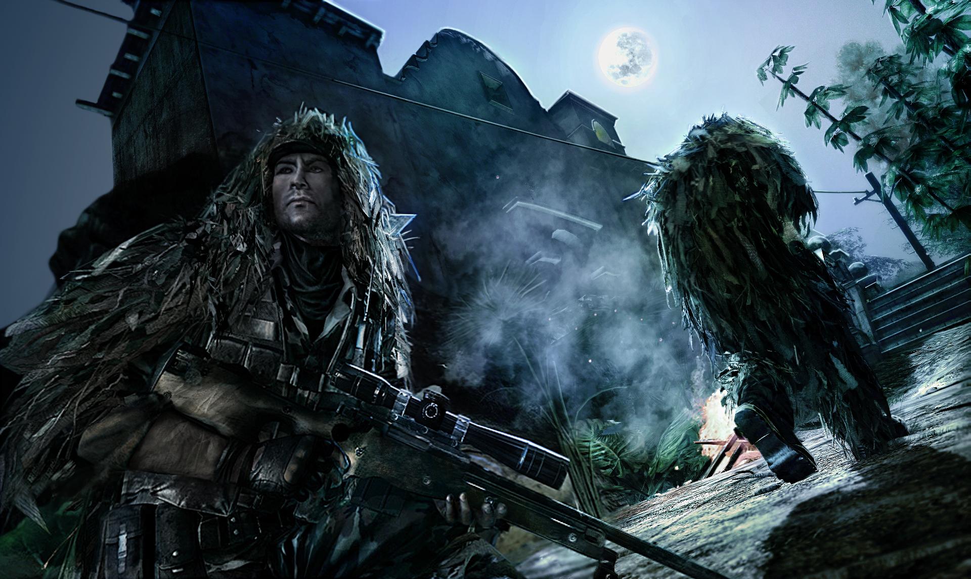 Sniper: Ghost Warrior pro PS3 hráče 22443