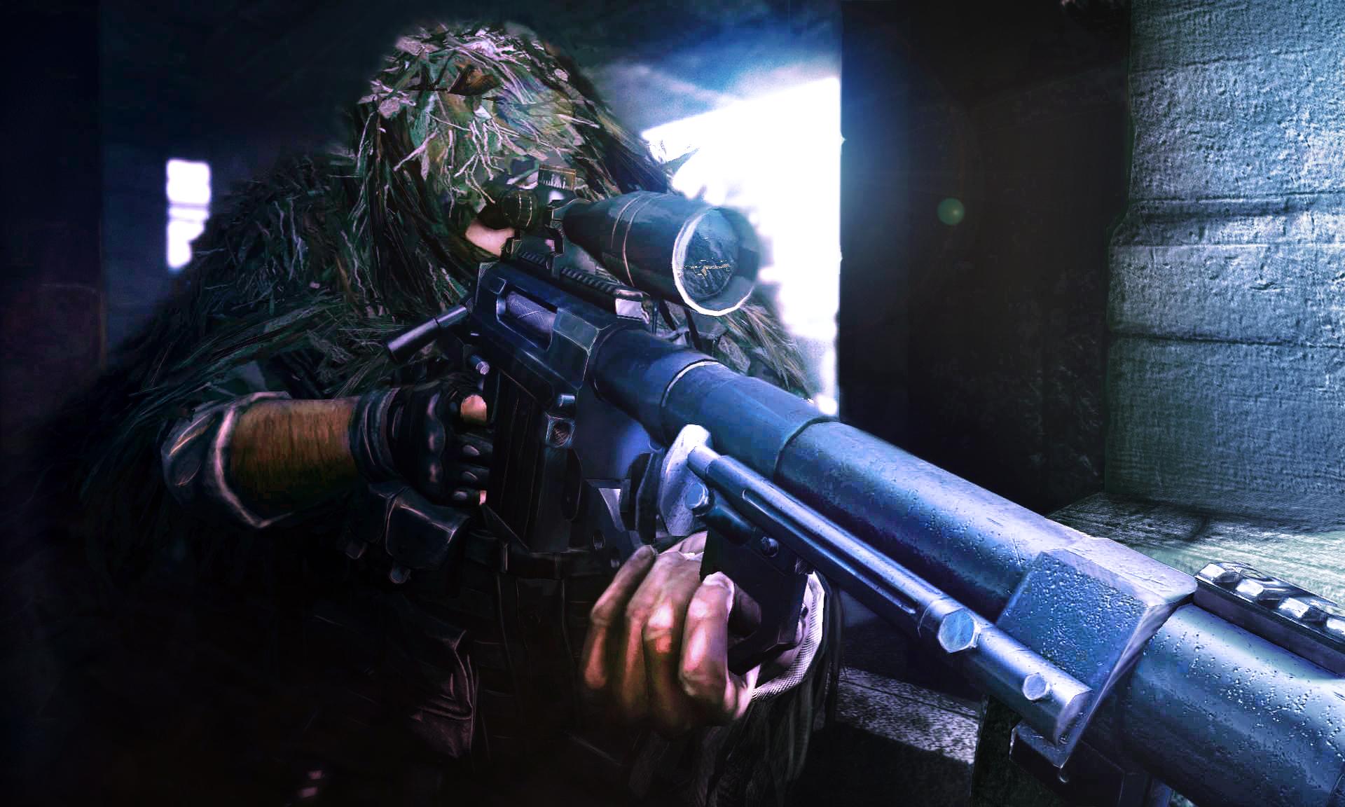 Sniper: Ghost Warrior pro PS3 hráče 22444