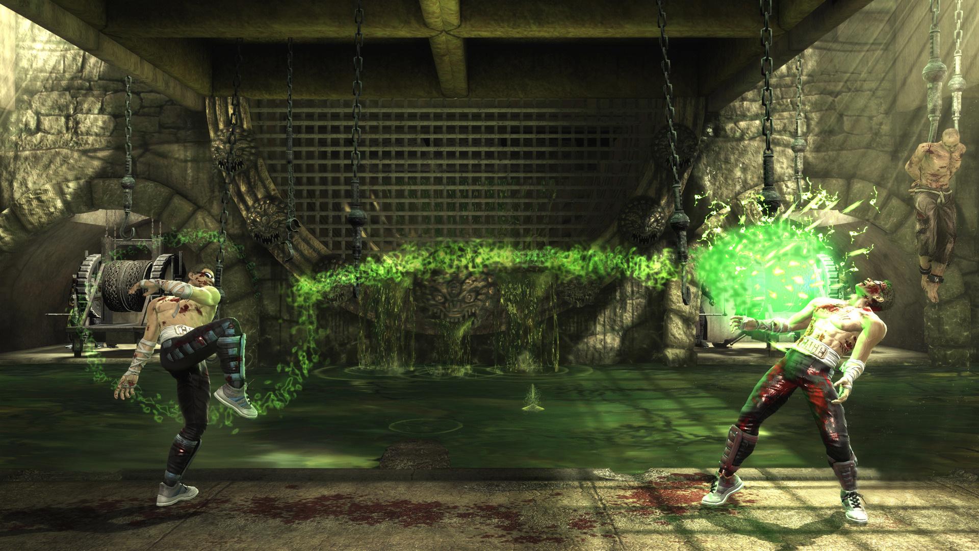 Mortal Kombat v obrazech – je libo steak, nebo žebírka? 22636