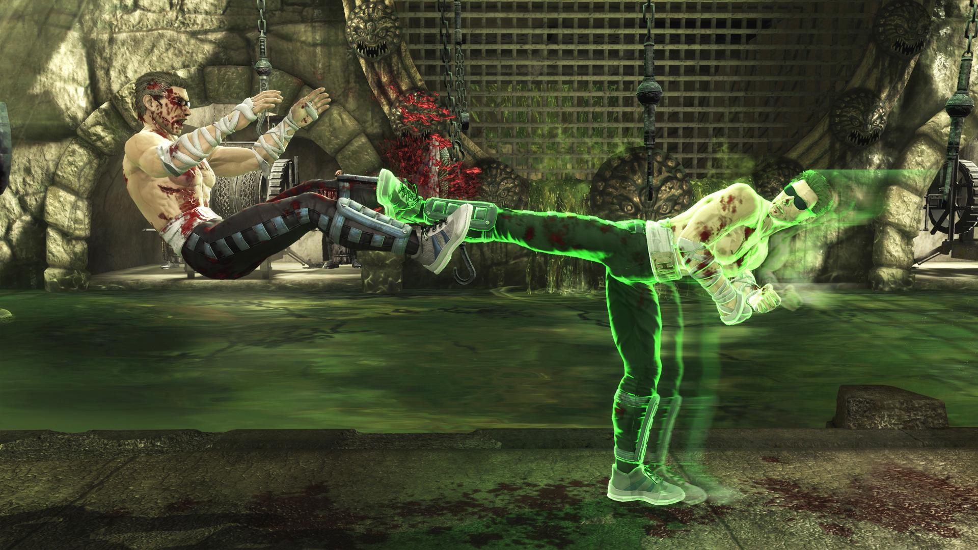 Mortal Kombat v obrazech – je libo steak, nebo žebírka? 22637
