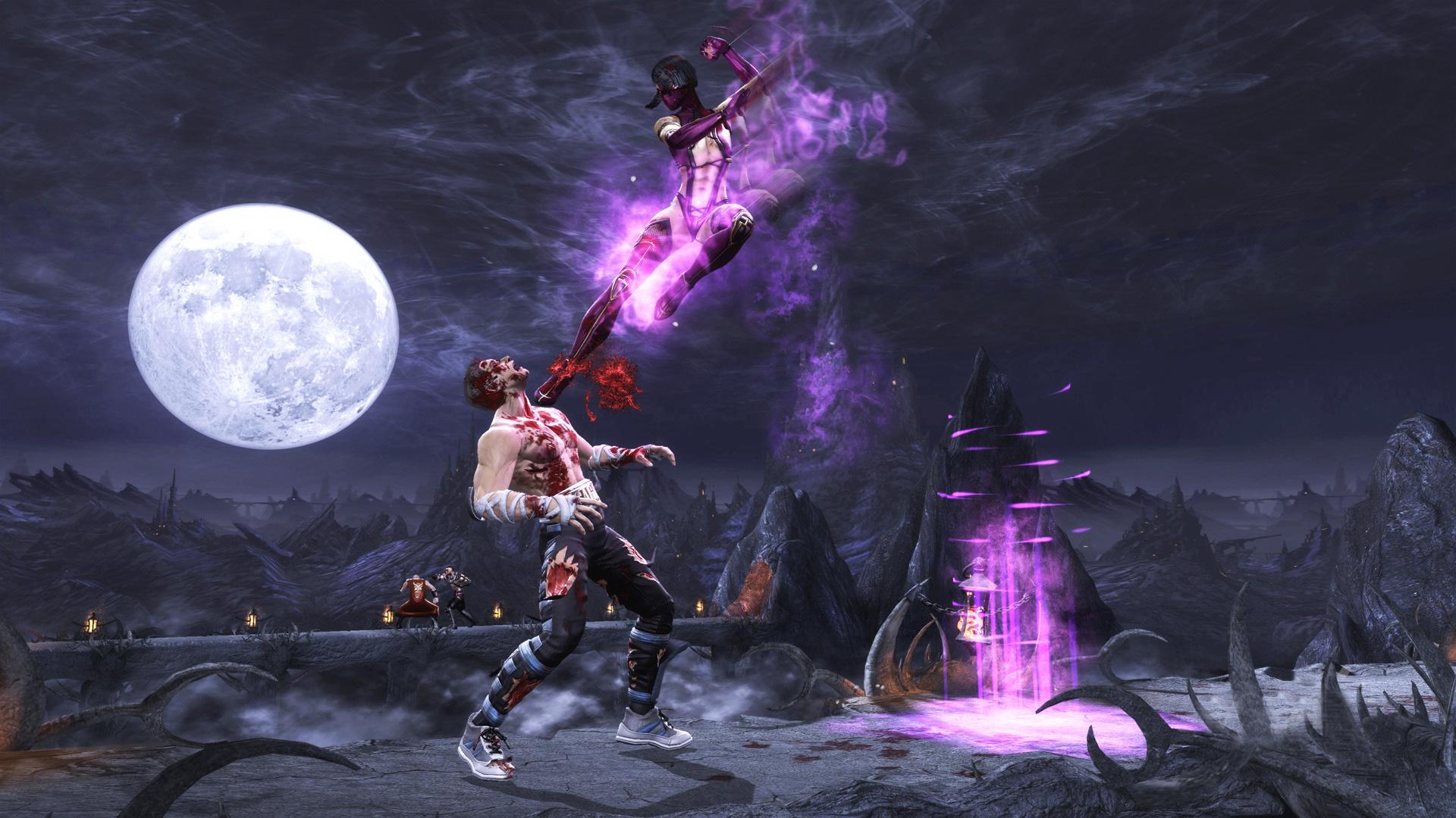 Mortal Kombat v obrazech – je libo steak, nebo žebírka? 22638