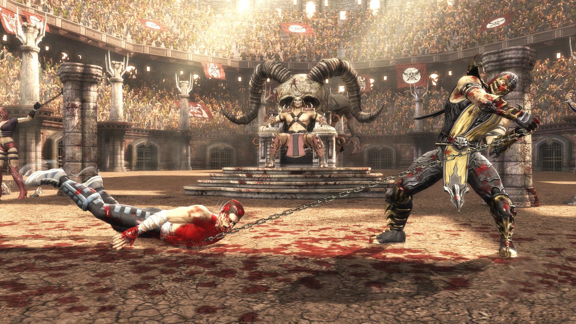 Mortal Kombat v obrazech – je libo steak, nebo žebírka? 22639