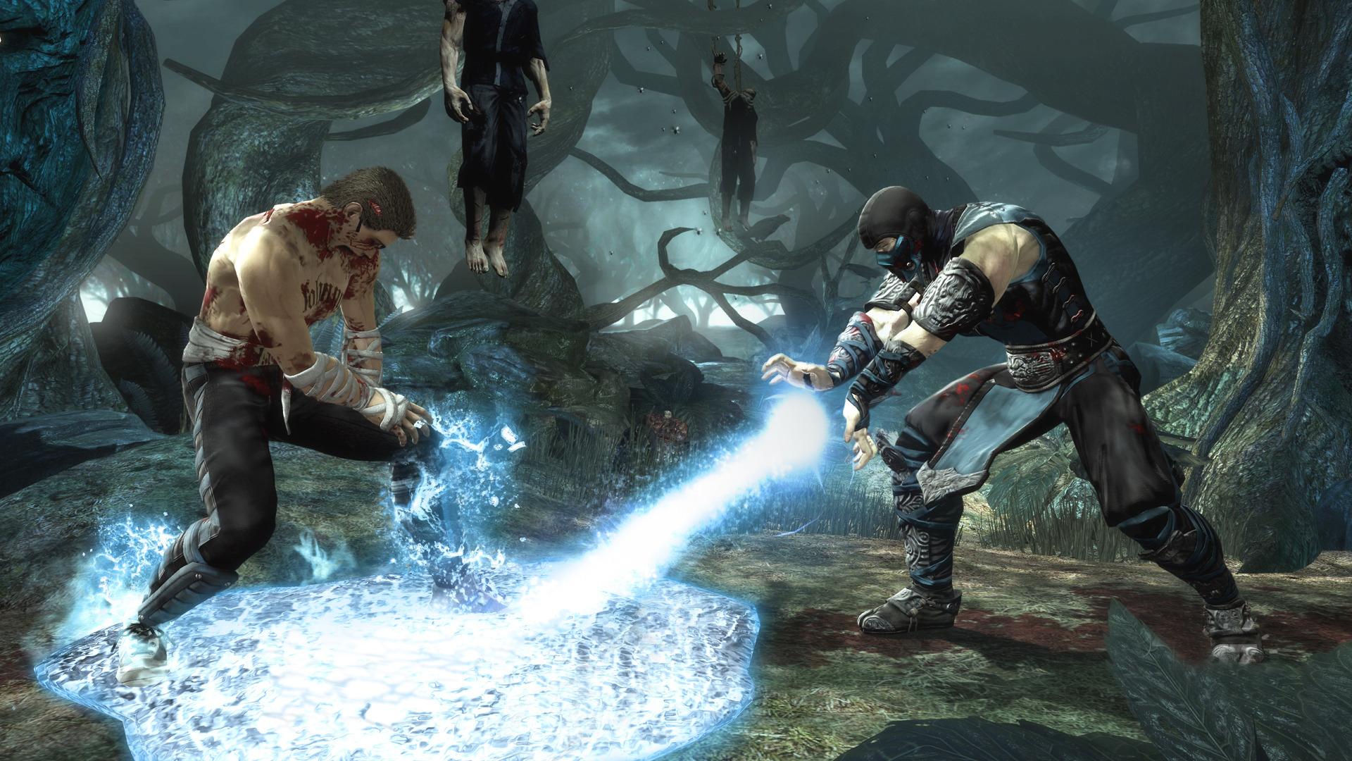 Mortal Kombat v obrazech – je libo steak, nebo žebírka? 22640