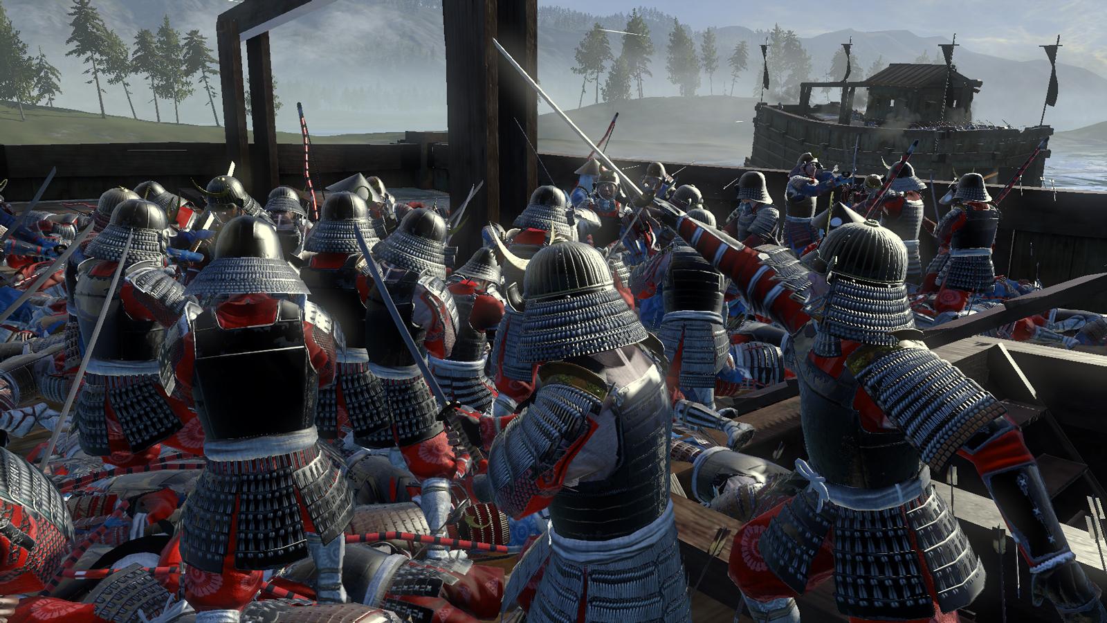 Galerie a informace ze Shogun 2: Total War 22647