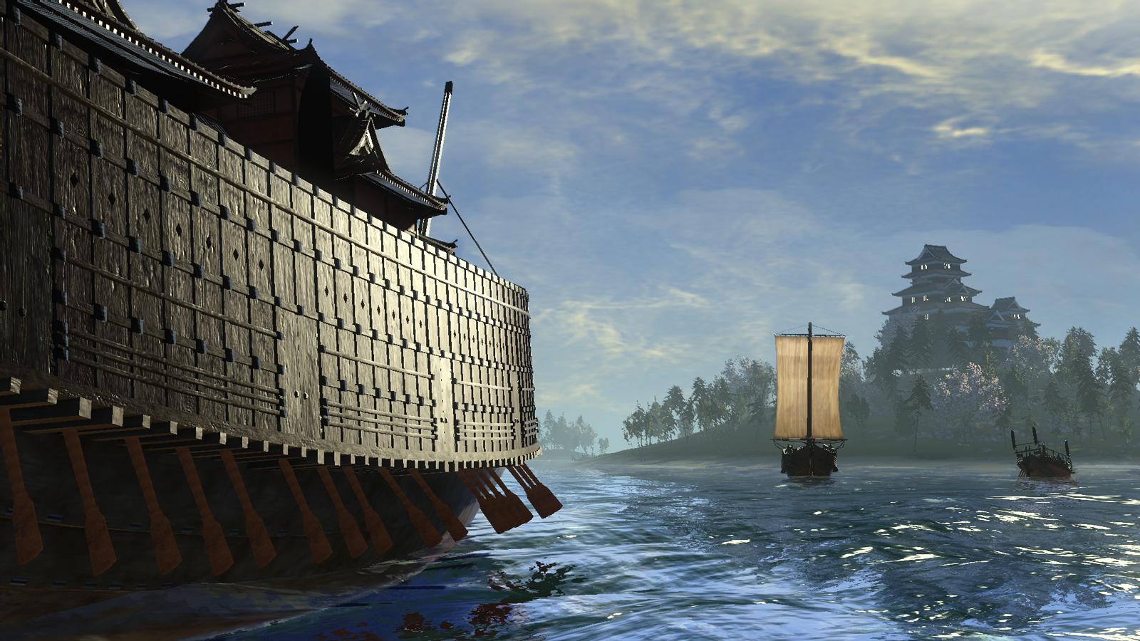 Galerie a informace ze Shogun 2: Total War 22649