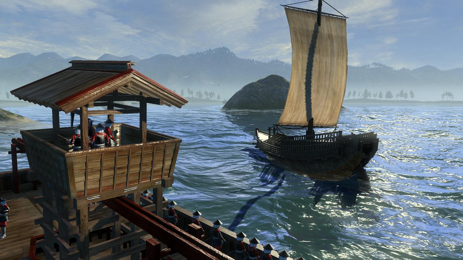 Galerie a informace ze Shogun 2: Total War 22650