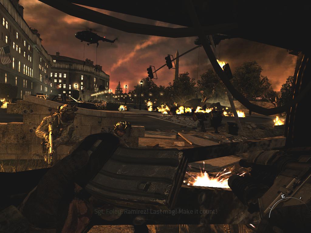 Call of Duty: Modern Warfare 2 – mánie pokračuje 22662