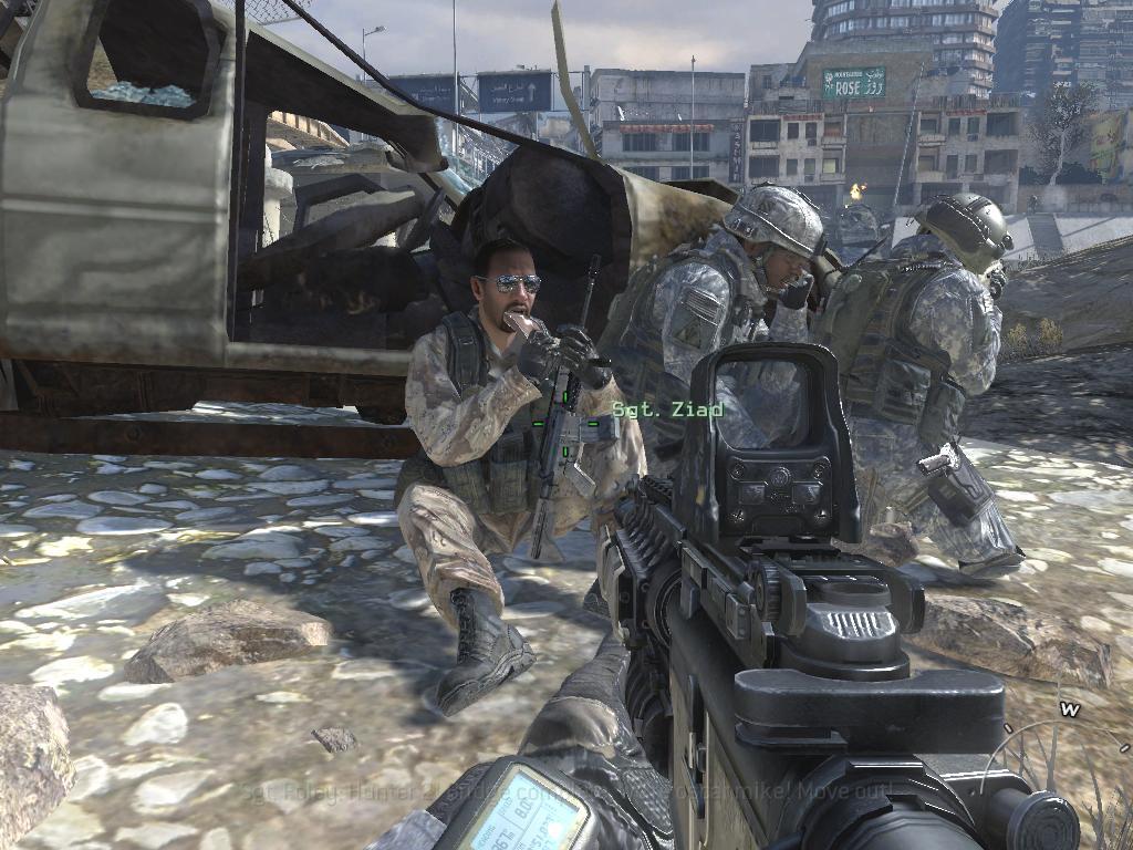 Call of Duty: Modern Warfare 2 – mánie pokračuje 22666