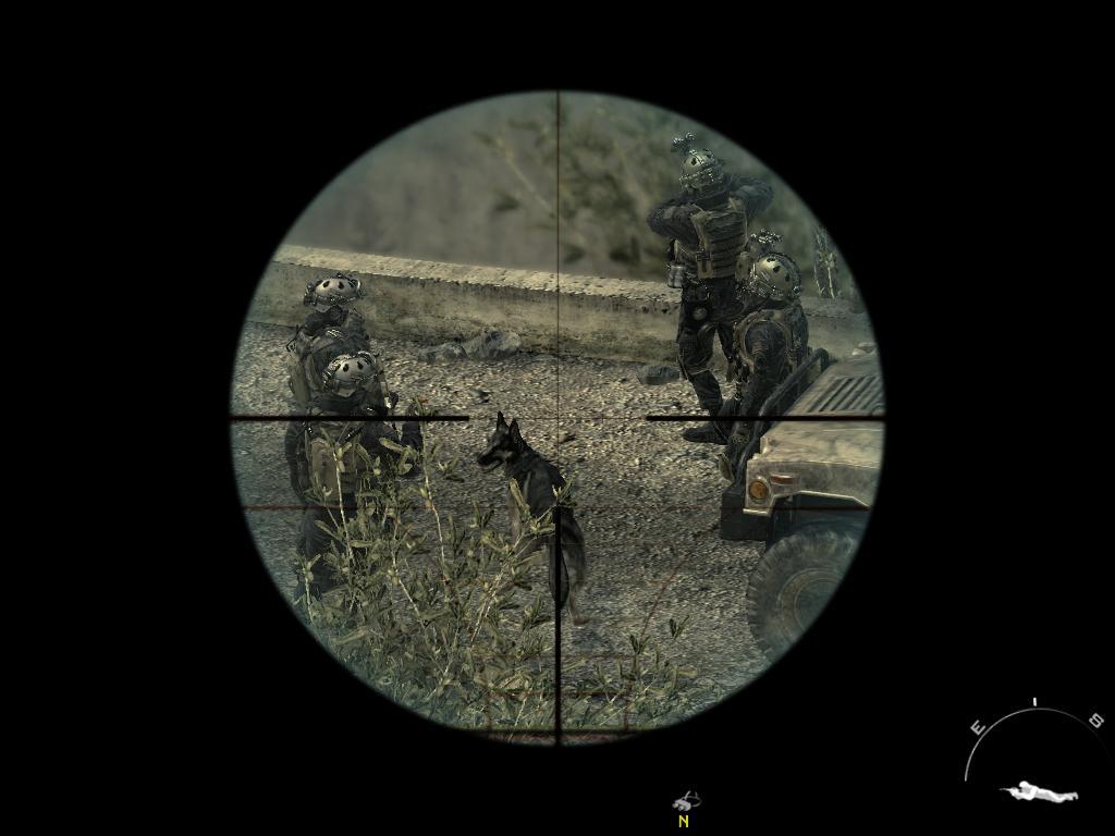 Call of Duty: Modern Warfare 2 – mánie pokračuje 22669