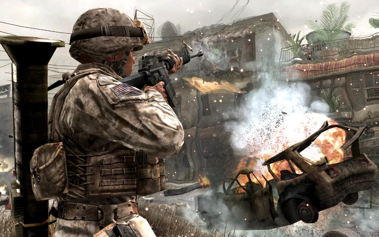 Jak se měnila herní série Call of Duty 22679