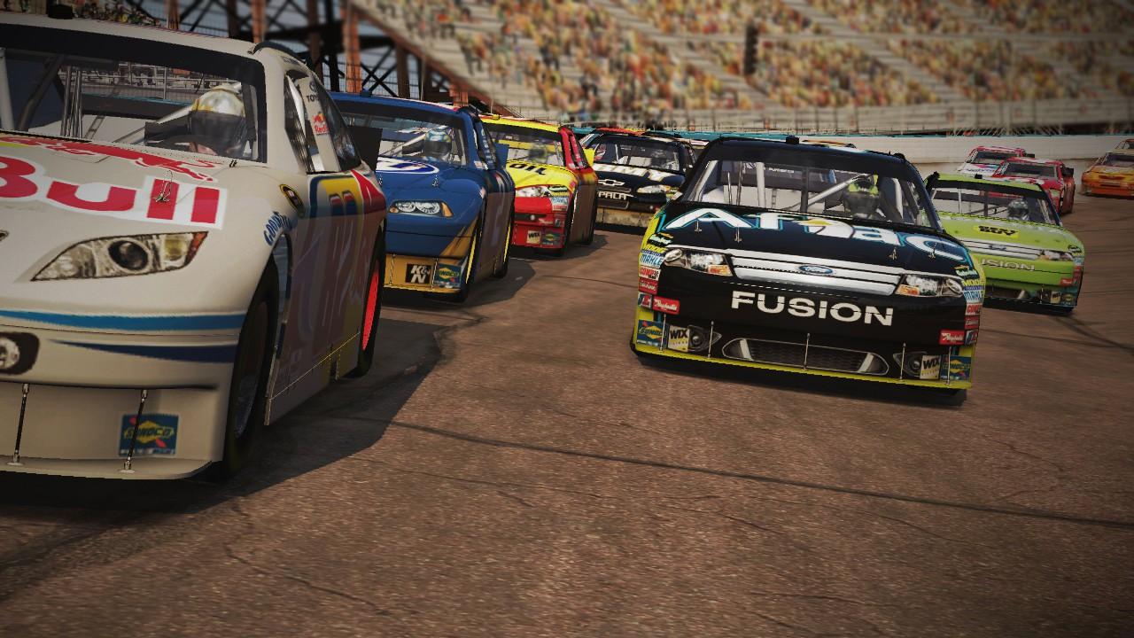 Šest nových obrázků z NASCAR The Game 2011 23027