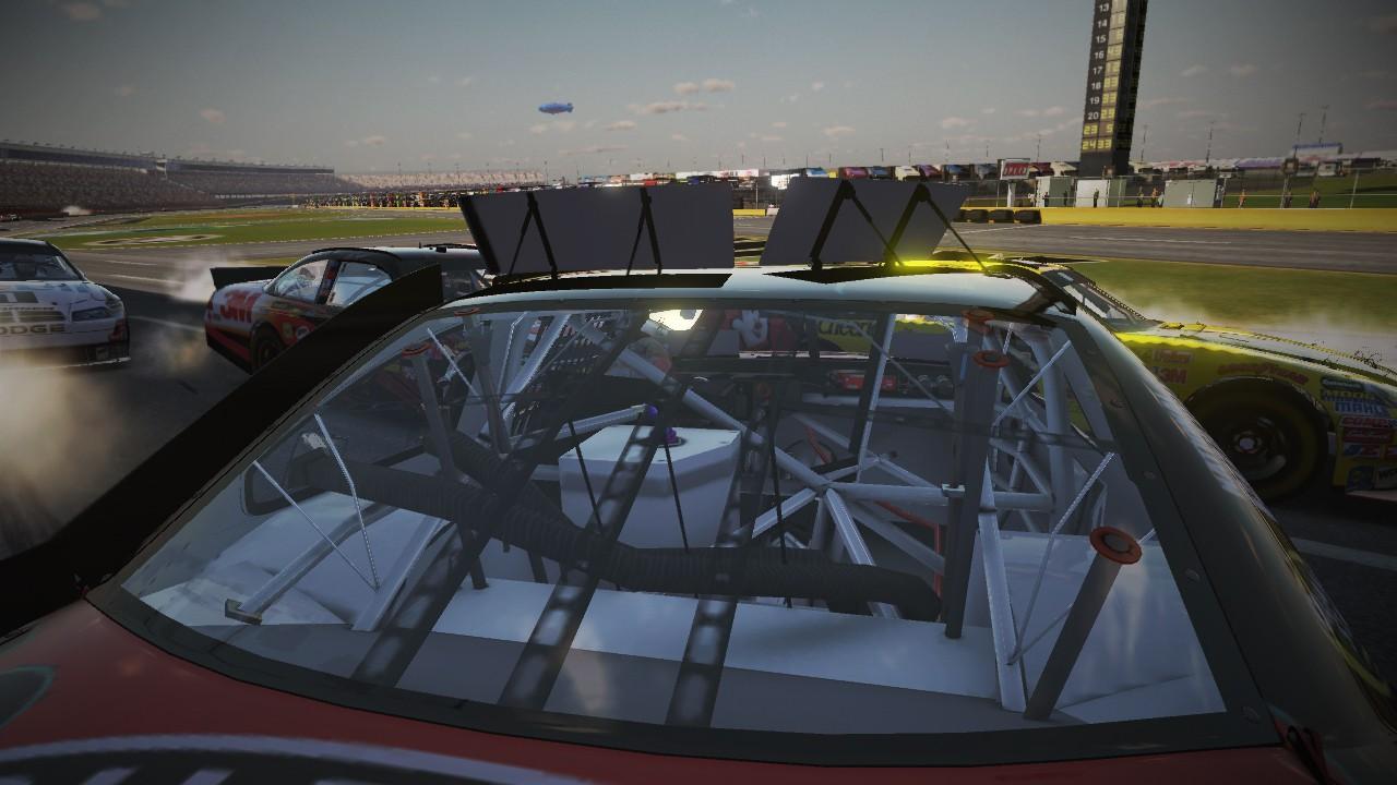 Šest nových obrázků z NASCAR The Game 2011 23028