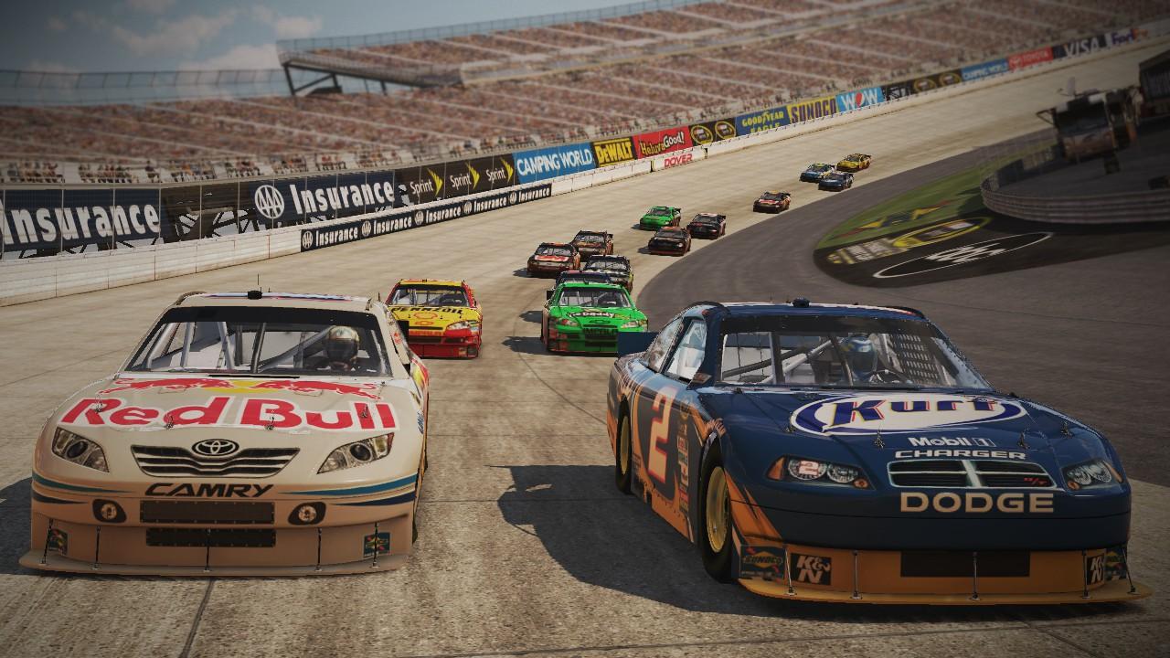 Šest nových obrázků z NASCAR The Game 2011 23031