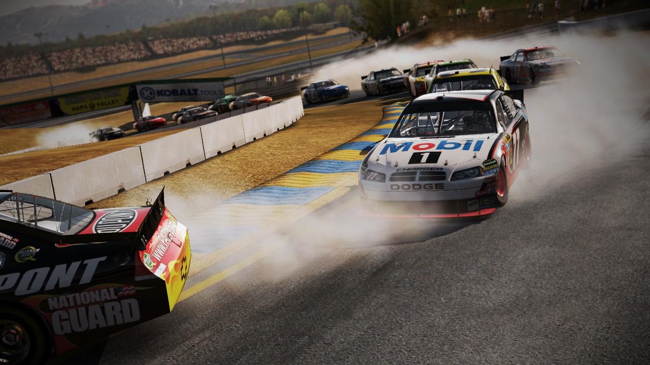 Šest nových obrázků z NASCAR The Game 2011 23032