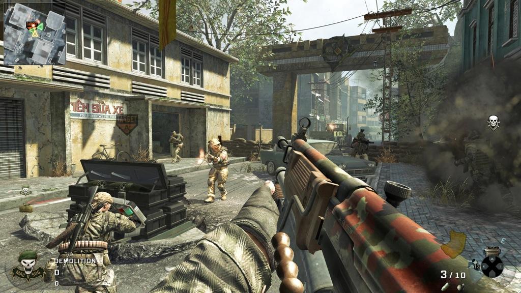 Jak se měnila herní série Call of Duty 23354