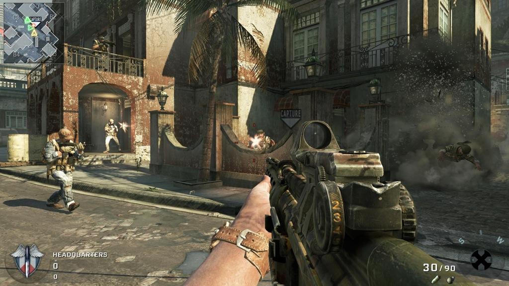 CoD: Black Ops hlásí další PC patch 23357
