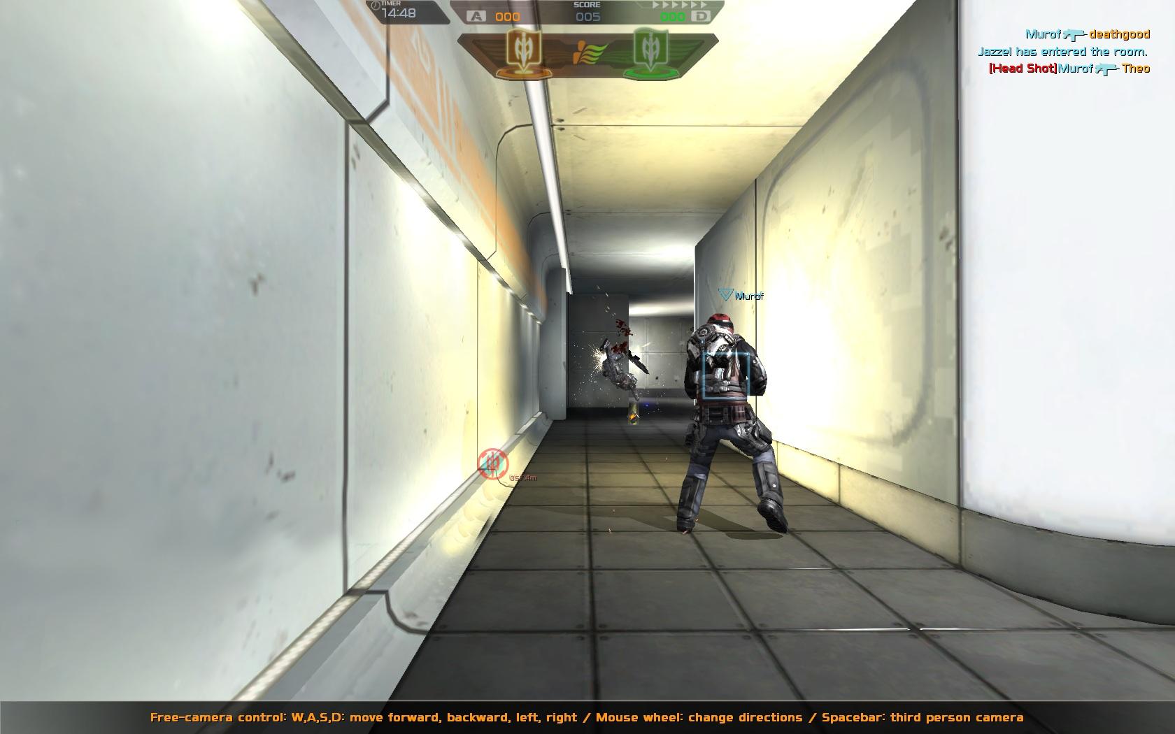 Zahájena otevřená beta střílečky Genesis A.D. 23412