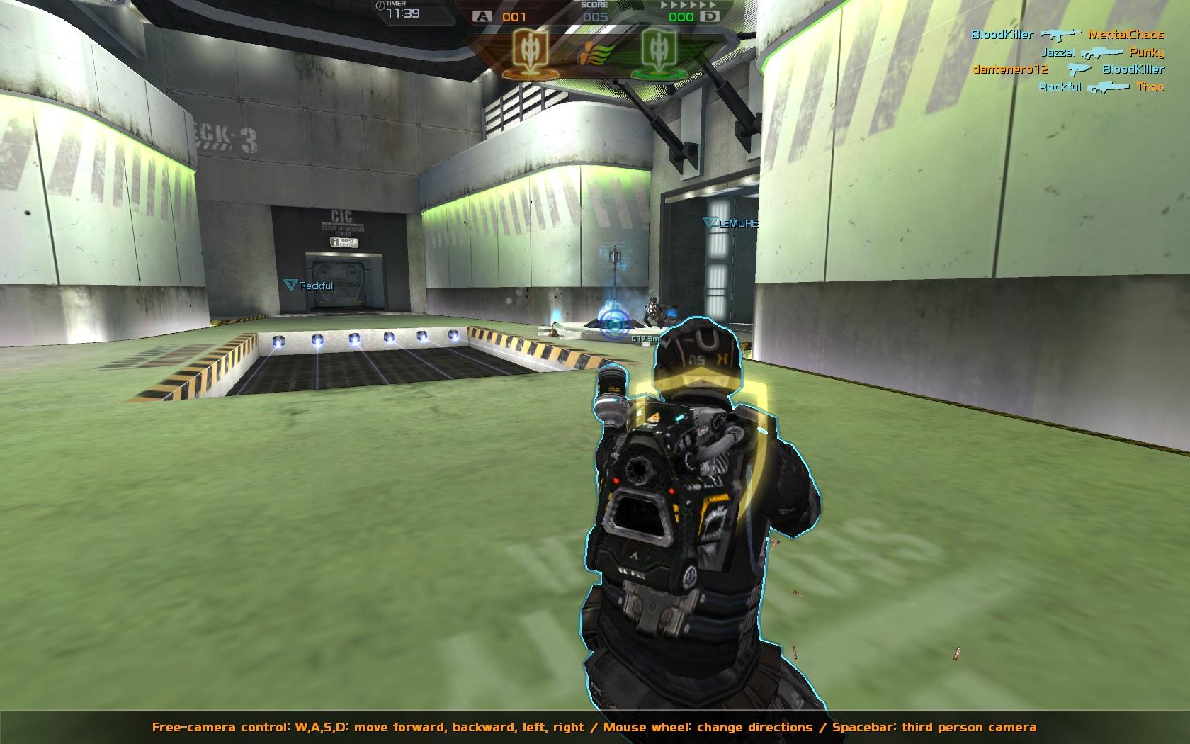 Zahájena otevřená beta střílečky Genesis A.D. 23414