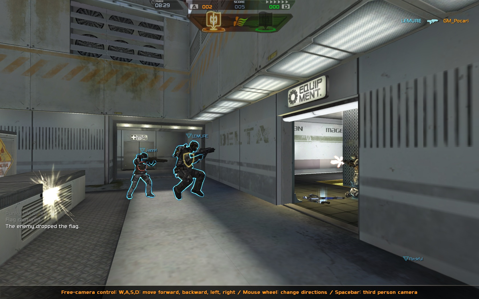 Zahájena otevřená beta střílečky Genesis A.D. 23417