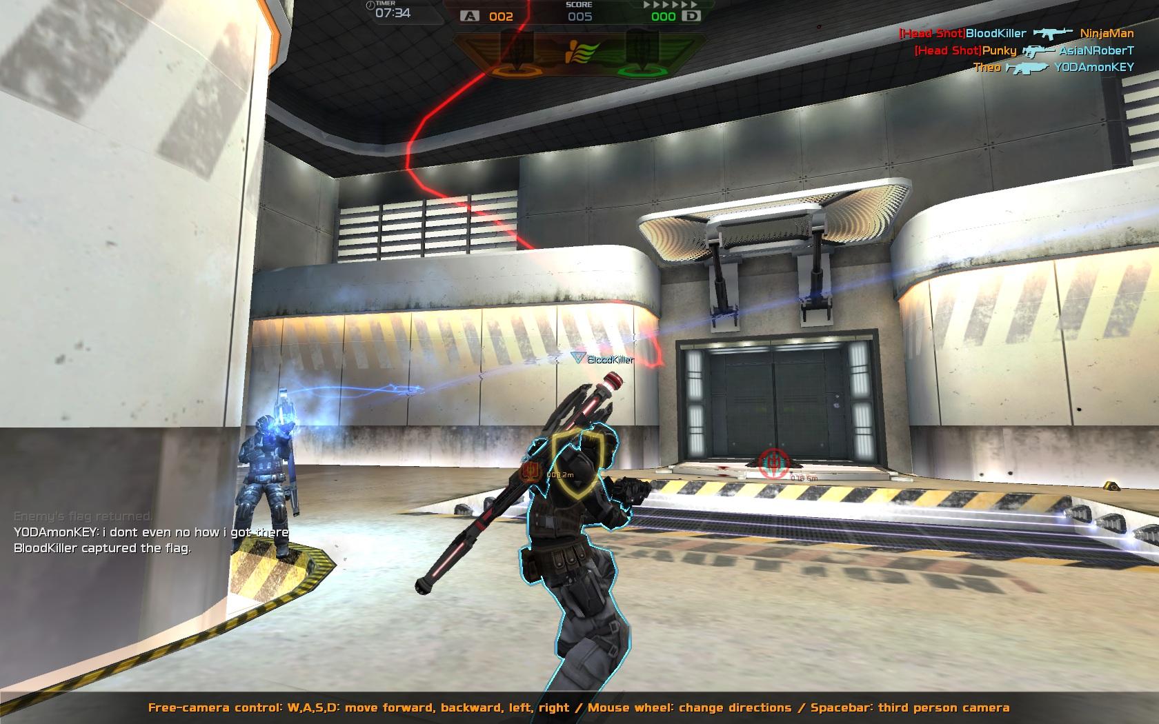 Zahájena otevřená beta střílečky Genesis A.D. 23418